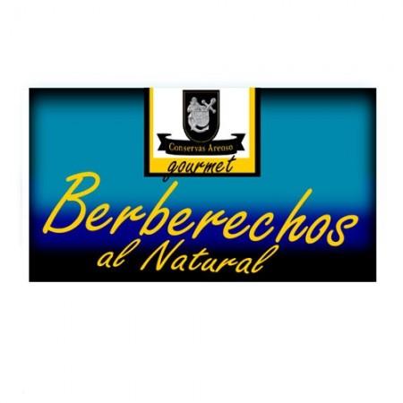 BERBERECHOS AL NATURAL 45/55 AREOSO