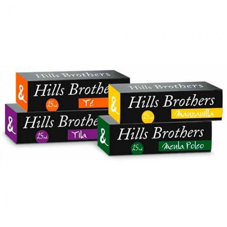 TE INFUSION HILL BROTERS